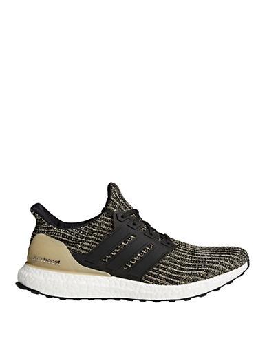 Adidas Originals Ultra Boost Running Shoes-BLACK/GOLD-11