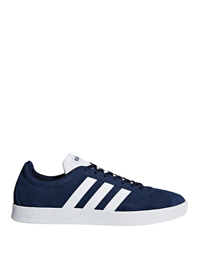 Adidas VL Court 2-0 Sneakers-NAVY-8.5