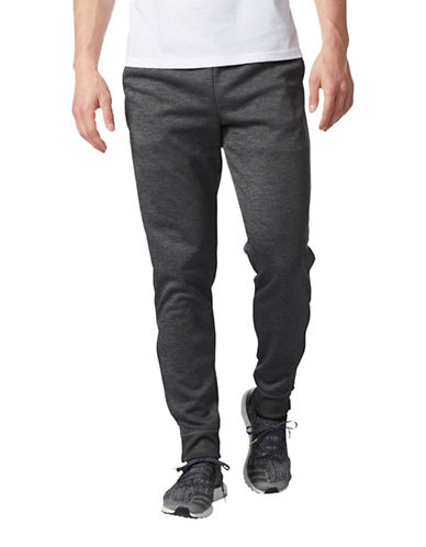 Adidas Team Issue Fleece Joggers-GREY-Medium 89668320_GREY_Medium