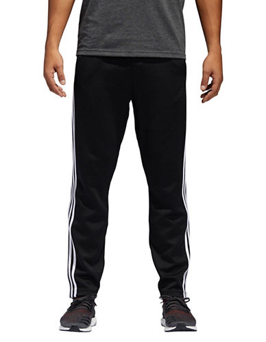 Adidas Squad ID Snap Track Pants-BLACK/WHITE-Large
