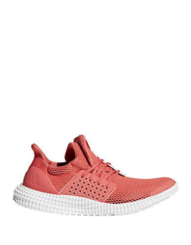 Adidas Womens Athletics Training Sneakers-RED-6