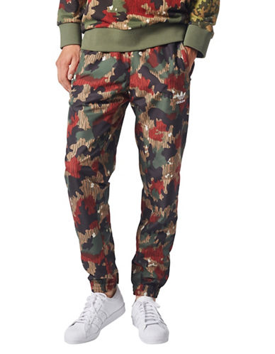Adidas Originals Camo Hiking Tracksuit Pants-GREY-Medium 89699065_GREY_Medium