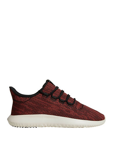 Adidas Originals Tubular Shadow Low-Top Sneakers-RED-7
