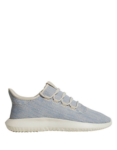 Adidas Originals Tubular Shadow Athletic Sneakers-BROWN-7.5