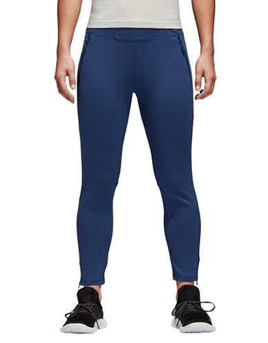 Adidas ID Glory Skinny Tights-INDIGO-X-Small