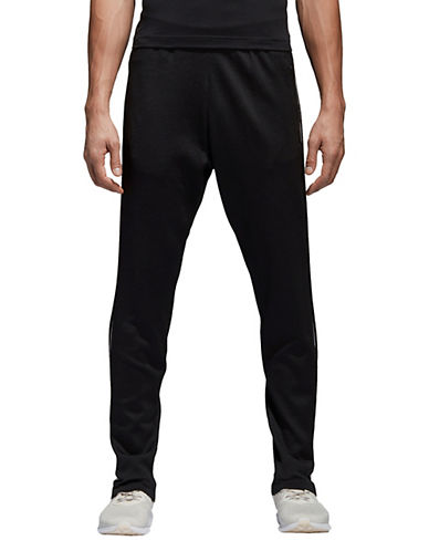 Adidas Striker Stripe-Down Pants-BLACK-Large 90058086_BLACK_Large