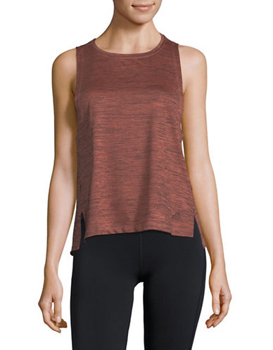 Adidas Light Boxy Tank Top-RED-Small