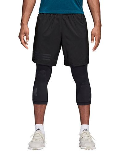 Adidas Climacool Shorts-BLACK-Medium 89723145_BLACK_Medium
