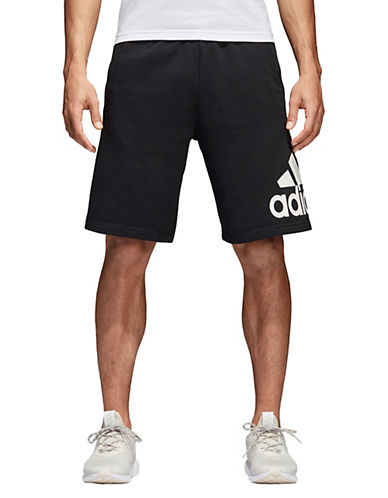 Adidas Essentials Chelsea Shorts-BLACK-Small 90077269_BLACK_Small
