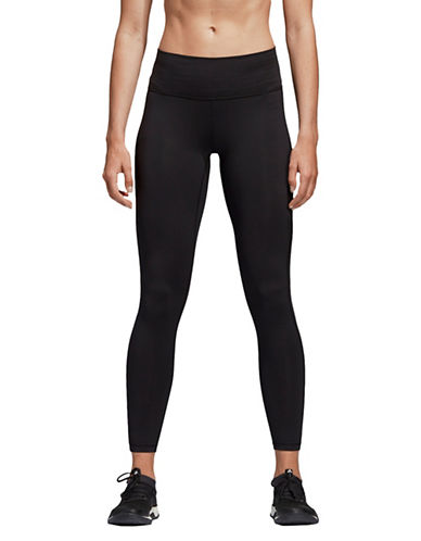Adidas Believe This High-Rise Soft Tights-BLACK-Medium 89910452_BLACK_Medium