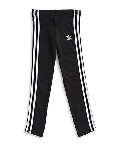 Adidas Striped Leggings-ASSORTED-16