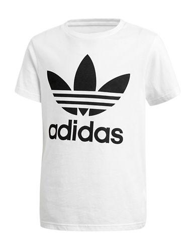 Adidas Graphic Trefoil Logo Tee 89824311