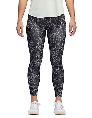 Adidas How We Do Printed Tights-BLACK-X-Small 90089907_BLACK_X-Small