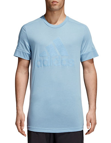 Adidas ID Big Logo Tee-BLUE-Medium 89783192_BLUE_Medium