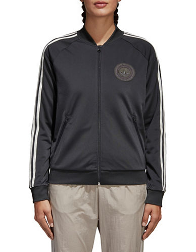 Adidas Originals Adibreak Striped Jacket-BLACK-Small 89746371_BLACK_Small