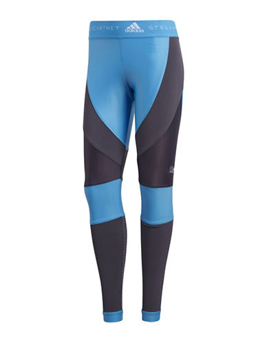 Stella Mccartney Run Long Tights-BLUE-Large 89947579_BLUE_Large