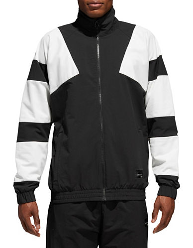 Adidas Originals EQT Bold 2.0 Track Jacket-BLACK-XX-Large