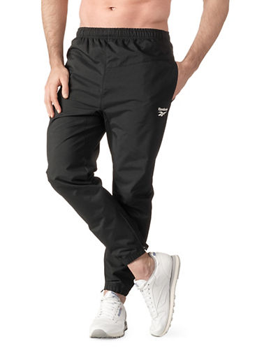 Reebok Classics Lost and Found Track Pants-BLACK-Large 90081386_BLACK_Large