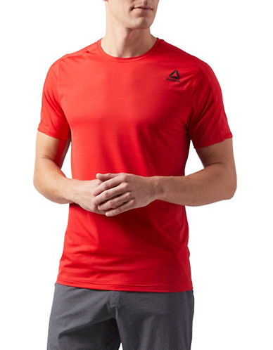 Reebok Chill Move Active Tee-RED-X-Large 89793686_RED_X-Large