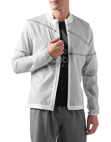 Reebok Hero Running Jacket-WHITE-Medium 90075844_WHITE_Medium