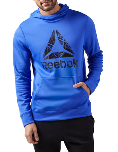 Reebok Long-Sleeve Logo Hoodie-BLUE-Medium 89793654_BLUE_Medium