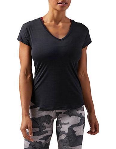 Reebok Activchill Sports Tee-BLACK-Medium 89909361_BLACK_Medium