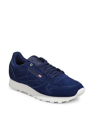 Reebok Mens CL MCC Sneakers-BLUE-8 90047399_BLUE_8