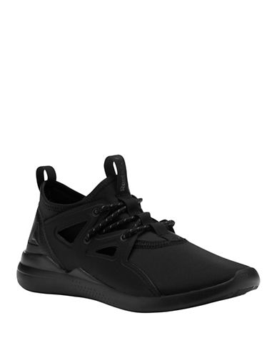 Reebok Cardio Motion Sneakers-BLACK-7.5