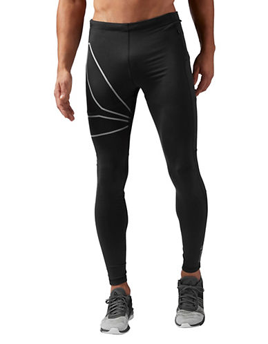 Reebok Running Speedwick Tights-BLACK-X-Large 90075875_BLACK_X-Large