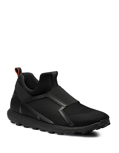 Swims Motion Slip-On Sneakers-BLACK-10