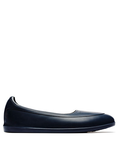 Swims Classic Rubber Overshoes-NAVY-Medium