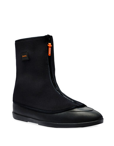 Swims Mobster Overshoes-BLACK-Medium