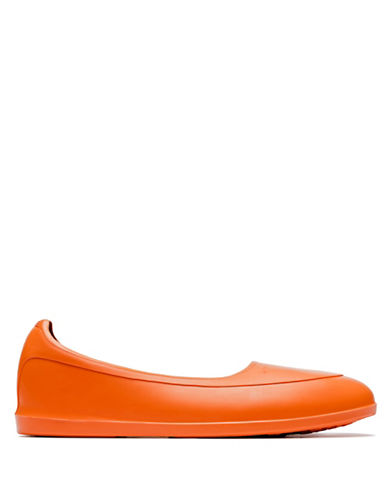 Swims Classic Rubber Overshoes-ORANGE-Medium