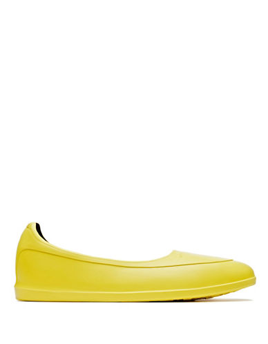 Swims Classic Rubber Overshoes-YELLOW-Medium