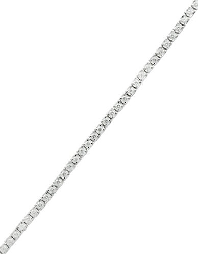 Effy 14K White Gold Tennis Bracelet with 1.92 TCW Diamonds-DIAMOND-One Size