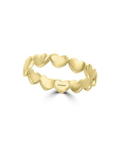 Effy 14K Yellow Gold Band Ring-GOLD-7