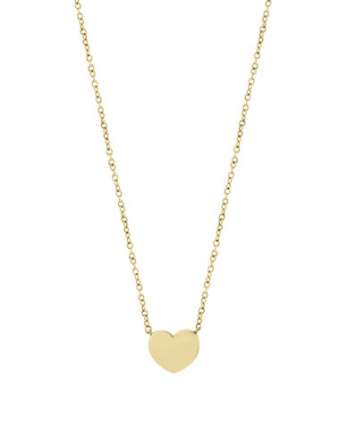 Effy 14K Yellow Gold Pendant Necklace-GOLD-One Size
