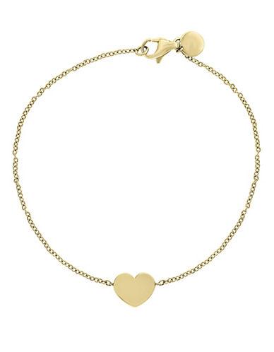 Effy 14K Yellow Gold Chain Bracelet-GOLD-One Size