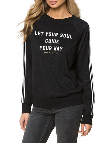 Spiritual Gangster Soul Guide Way Pullover-BLACK-Small 89524992_BLACK_Small