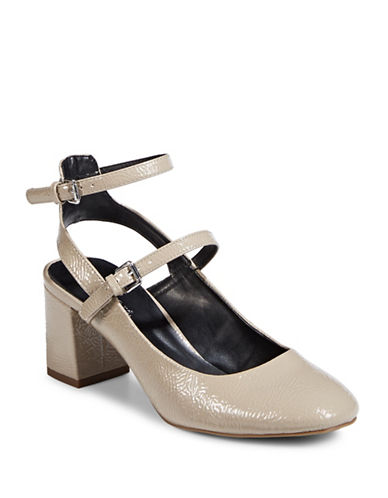 Indigo Rd Double Strap Pumps-GREY-10