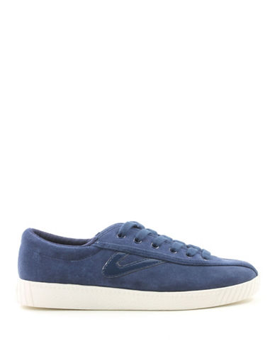 Tretorn Nylite Leather Sneaker-DARK BLUE-7