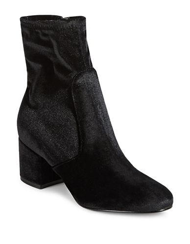 Ivanka Trump Preslie Booties-BLACK-10