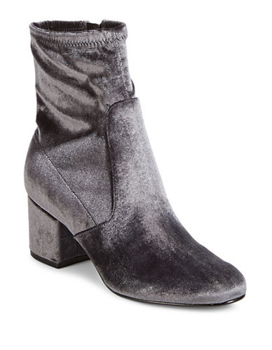 Ivanka Trump Preslie Booties-GREY-9