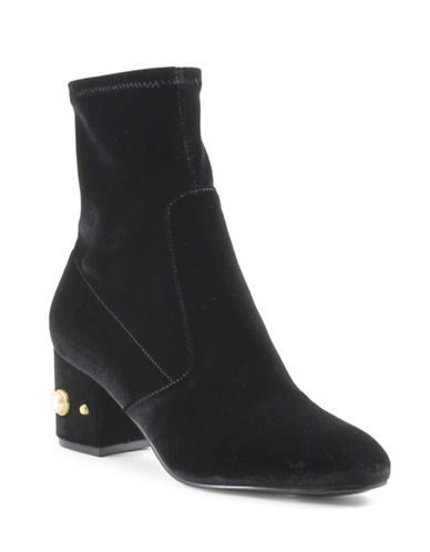 Ivanka Trump Previ Booties-BLACK-8.5