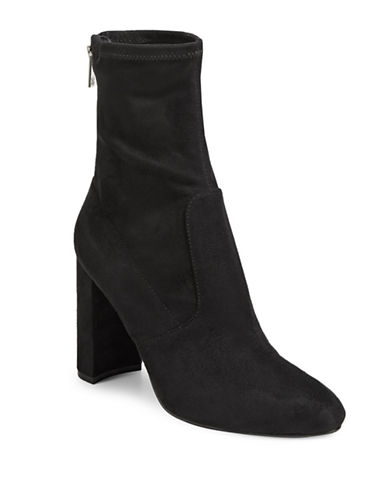 Ivanka Trump Sayida Sock Booties-BLACK-9
