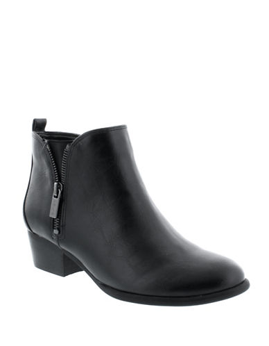 Unisa Zali Booties-BLACK-9