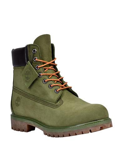 Timberland Timberland  Icon 6 Premium Boots-GREEN-8.5