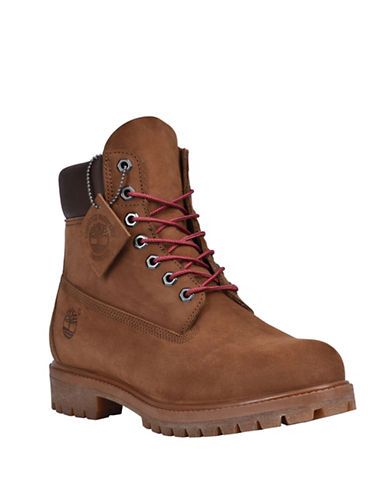 Timberland Icon 6-Inch Premium Ankle Boots-BROWN-7.5