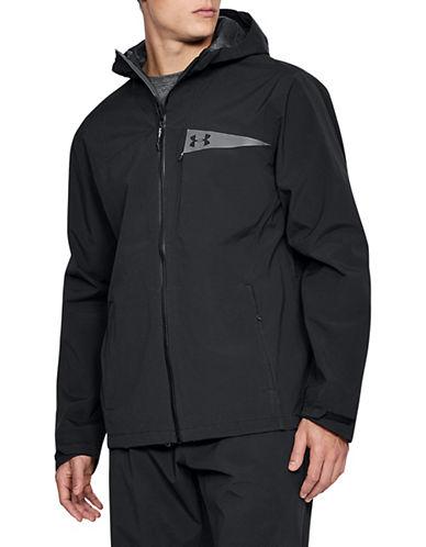 Under Armour Trektic Waterproof Jacket-BLACK-Medium 89948227_BLACK_Medium