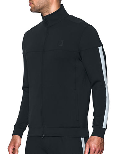 Under Armour Sportstyle Track Jacket-BLACK-XX-Large 89352046_BLACK_XX-Large